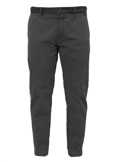 Lufian Matıgo Spor Chino Pantolon Slim Fit  Gri